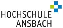Professur (W2) für Simulation für Energieeffizienz und nachhaltige Produktionsprozesse - Hochschule für angewandte Wissenschaften Ansbach - Logo