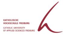 Professur für Recht im Sozial- und Gesundheitswesen - Katholische Hochschule Freiburg im Breisgau - Bild