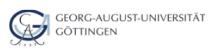 Leitung der Abteilung Studium und Lehre (m/w/d) - Georg-August-Universität Göttingen - Logo