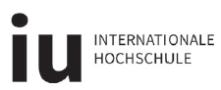 Autor (m/w/d) Unternehmensplanung und -kontrolle - IU Internationale Hochschule GmbH - Bild