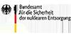 """Wissenschaftlicher Referent (m/w/d) im Fachgebiet """"Planfeststellung und Genehmigung von Endlagern"""" - Bundesamt für die Sicherheit der nuklearen Entsorgung (BASE) - Logo"""