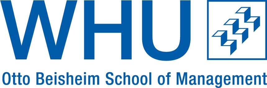 Doctoral Student / Research Assistant (f/m/d) - Otto Beisheim School of Management (WHU Vallendar) - Logo