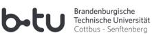 Referent (m/w/d) Evaluation, Studium und Lehre - Brandenburgische Technische Universität (BTU) - Logo
