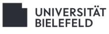 Professur (W3) für Mediensoziologie - Universität Bielefeld - Logo
