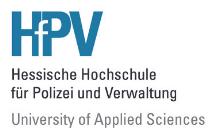 Fachhochschulkraft (m/w/d) für das Studienfach Psychologie - Hessische Hochschule für Polizei und Verwaltung - Logo