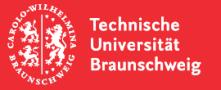 Professur (W2) für Psychologie soziotechnischer Systeme - Technische Universität Braunschweig - Logo