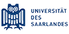 Leitung des Bereichs Sensorik/Aktorik - Universität des Saarlandes - Logo