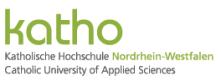 Professur (W2) Soziologie in der Sozialen Arbeit - Katholische Hochschule Nordrhein-Westfalen - Logo