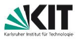 Professur (W3) Simulation reaktiver Thermo-Fluid Systeme - Karlsruher Institut für Technologie (KIT) - Logo