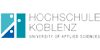 Tandemprofessur (W1) für Biomedical Data Science - Hochschule Koblenz / CompuGroup Medical SE & Co. KgaA (CGM) - Logo