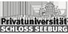 Dissertanten (m/w/d) für Forschung, Lehre und Transfer - Privatuniversität Schloss Seeburg - Logo
