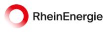 Stiftungsreferent (m/w/d) - RheinEnergie AG - Logo