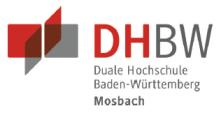 Lehrbeauftragter (m/w/d) - Duale Hochschule Baden-Württemberg (DHBW) Mosbach - Logo