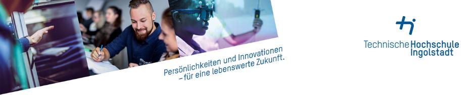 Wissenschaftlicher Mitarbeiter (m/w/d) - TH Ingolstadt - logo
