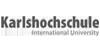 """Wissenschaftlicher Mitarbeiter (m/w/d) für das Reallabor """"Future Democracies"""" - Karlshochschule International University - Logo"""