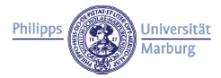 Professur (W3) für Zahnärztliche Prothetik - Philipps-Universität Marburg - Logo