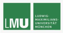Professur (W3) für Nordamerikanische Literaturwissenschaft (Lehrstuhl) - Ludwig-Maximilians-Universität München - Logo