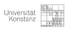 Referent Projekt- und Projektportfoliomanagement (m//wd) - Universität Konstanz - Logo