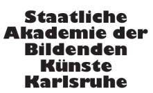Professur (W3) für Malerei - Staatliche Akademie der Bildenden Künste Karlsruhe - Logo