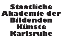 Professur (W3) für Zeichnen - Staatliche Akademie der Bildenden Künste Karlsruhe - Logo