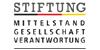 Wissenschaftlicher Mitarbeitender (m/w/d) im Bereich Netzwerkorganisation - Stiftung Mittelstand-Gesellschaft-Verantwortung - Logo