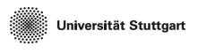 Professur (W3) Mikrobiologie - Universität Stuttgart - Logo