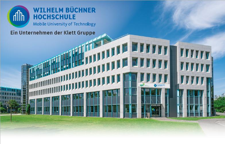 Präsident*in - Wilhelm Büchner Hochschule Pfungstadt - Logo