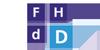 Professur - Gesundheitswissenschaften mit Schwerpunkt psychiatrische Versorgung - Fachhochschule der Diakonie Bielefeld - Logo