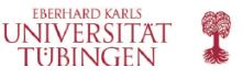 Tenure Track-Professur für Kombinatorische Algebraische Geometrie - Eberhard Karls Universität Tübingen - Logo