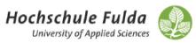 Professur (W2) Recht der Sozialen Arbeit - Hochschule Fulda - Logo