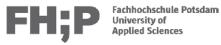 Akademischer Mitarbeiter (m/w/d) Fachbereich Sozial- und Bildungswissenschaften - Fachhochschule Potsdam - Logo