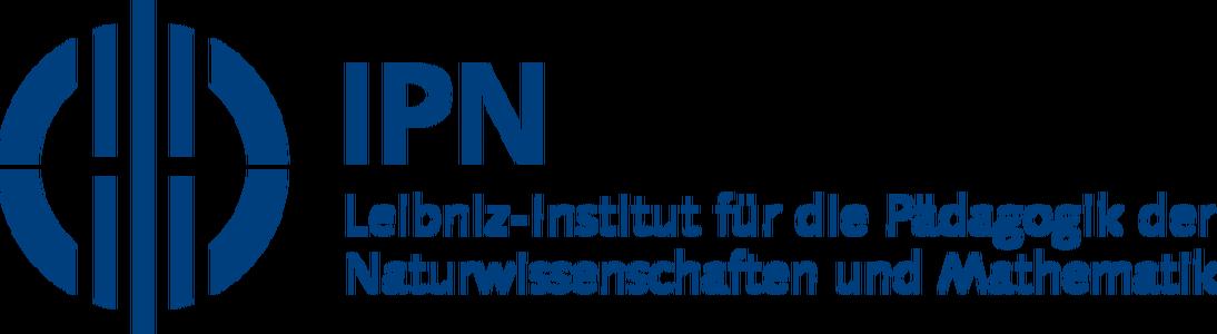 """Wissenschaftlicher Mitarbeiter / PostDoc (m/w/d) Abteilung Didaktik der Biologie für das Projekt """"VideT"""" - Leibniz-Institut für die Pädagogik der Naturwissenschaften und Mathematik (IPN) - Logo"""