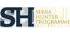 Opening of Academic Positions / The Serra Húnter (f/m/d) - Consorci de Serveis Universitaris de Catalunya CSUC - Logo