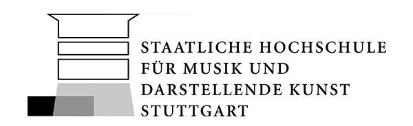 Staatliche Hochschule für Musik und Darstellende Kunst Stuttgart - Logo
