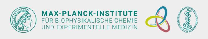 Forschungskoordinator*in / Chief Scientific Officer (m/w/d) - Max Planck Institute for Biophysical Chemistry - Logo