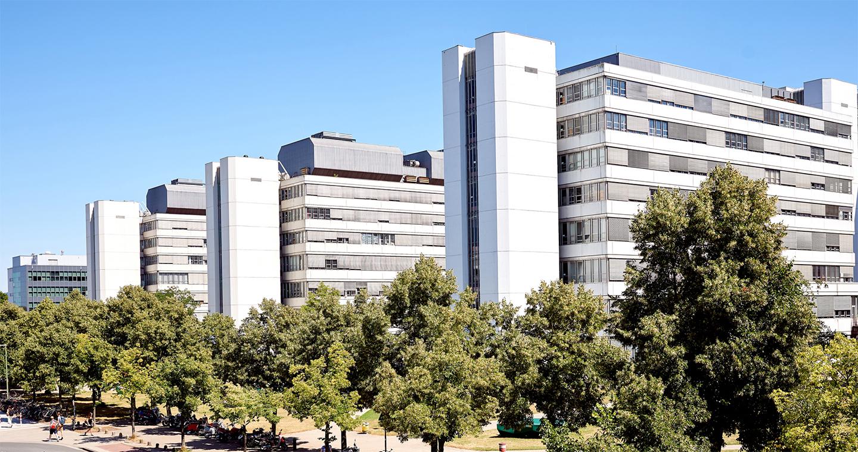 Universität Bielefeld - Header