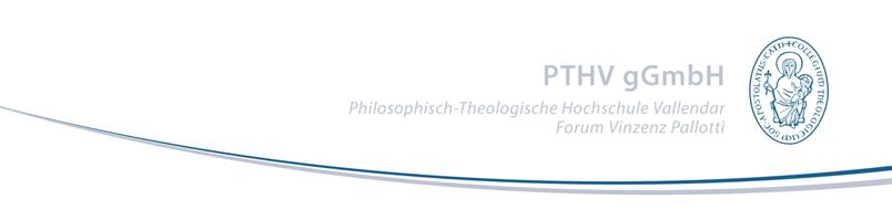 Philosophisch-Theologische Hochschule Vallendar gGmbH - Logo