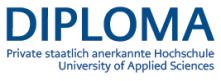 Autor (m/w/d) für die Erstellung von Studienheften - DIPLOMA Private Hochschulgesellschaft mbH - Logo