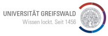 Professur (W2) für Gender Studies - Universität Greifswald - Logo