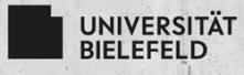 Referent (m/w/d) für Forschungsvernetzung Medizin - Universität Bielefeld - Logo