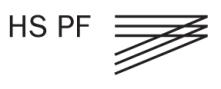 Professur (W2) Illustration / Motion Design - Hochschule Pforzheim - Gestaltung, Technik, Wirtschaft und Recht - Logo