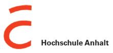 Professur (W2) Software Engineering - Hochschule Anhalt - Logo