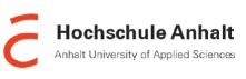 Professur (W2) Photogrammetrie und Fernerkundung - Hochschule Anhalt - Logo