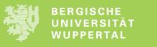 Referent (m/w/d) Informationssicherheit - Bergische Universität Wuppertal - Logo