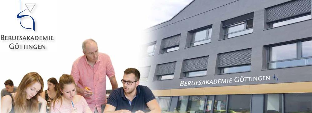 Hauptamtlicher Dozent (m/w/d) Soziale Arbeit (analog zur Professur) - Verwaltungs- und Wirtschafts-Akademie und Berufsakademie Göttingen e. V. - Header - Verwaltungs- und Wirtschafts-Akademie und Berufsakademie Göttingen