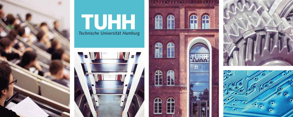 Technische Universität Hamburg (TUHH) - Logo