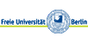 University Professorship (W3) of North American Literature - Freie Universität Berlin - Logo