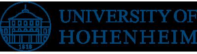 Full Professorship (W3) of Production Systems of Horticultural Crops - Universität Hohenheim - Universität Hohenheim - Logo