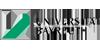 Full Professorship (W3) of Electrode Design of Electrochemical Energy Storage Systems - Universität Bayreuth - Logo