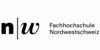 Wissenschaftlicher Mitarbeiter (m/w/d) Mobilitätsverhalten und Verkehrsplanung - Fachhochschule Nordwestschweiz (FHNW) - Logo
